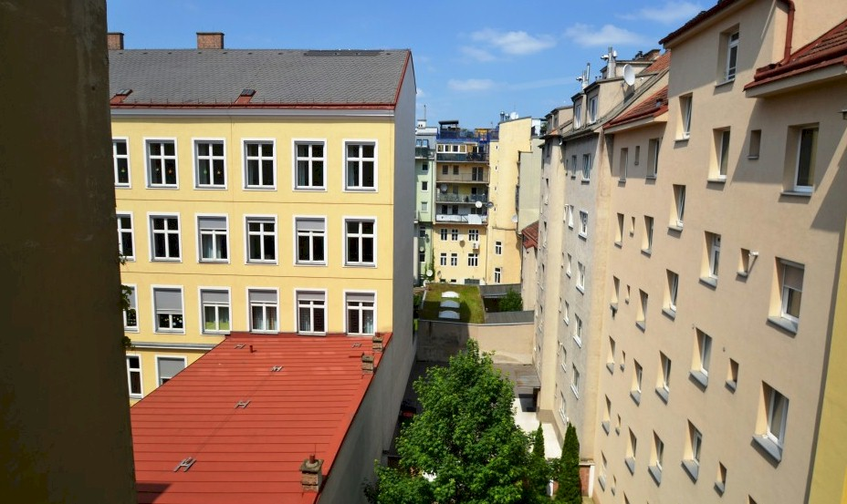 Very pleasant two bedroom apartment for sale in Vienna